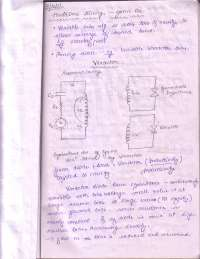 Microwave Engineering - Electronic Tuning Gunn Osc. - Notes