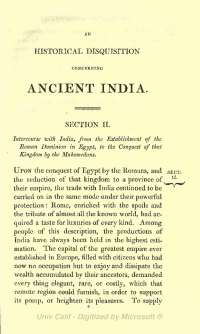 Ancient India - Lecture Notes - Indian History - Prolop de Belto Gothic - Part II
