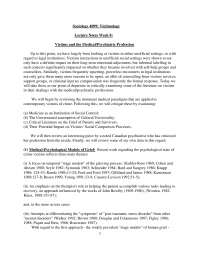 Victimology-Lecture Notes  8-Sociology