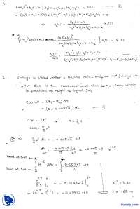 Mathematical Modeling-Control System-Paper Solution