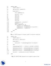 Glue Program Code-Deductive Database-Lecture Notes