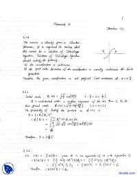 Sloution of Schodngers Equation Part 1-Classical and Relativistic Mechanics-Assignment Solution