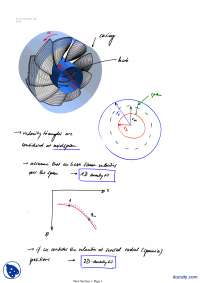 Pie D Analysis-Classical Physics-Lecture Notes