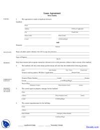 Lease Agreement - Renting Property - Lecture Notes