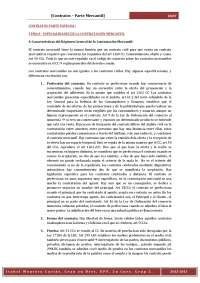 contractes part -MERCANTIL-