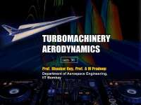 Absolute Mach Number - Turbomachinery Aerodynamics - Tutorial Slides
