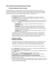Medios y documentos de pago y cobro - Apuntes - Management