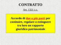 _Sintesi_Contratto_in_Generale_-_Power_Point