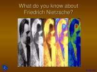 Friedrich Nietzsche - Introduction to Philosophy - Lecture Slides