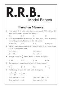 Rrb previous papers 2