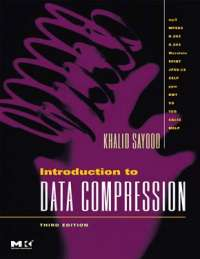 Khalid Sayhood Introduction to Data Compression