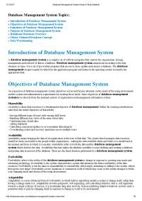 Management information System  notes-4
