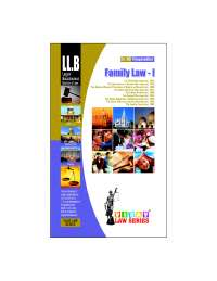 notes of family law for llb students