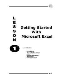 Microsoft Excel is a spreadsheet developed by Microsoft for Windows