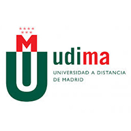 Universidad a Distancia de Madrid (UDIMA) - Logo