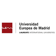 Universidad Europea de Madrid (UE) - Logo
